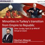 Minorities in Turkey's transition from Empire to Republic